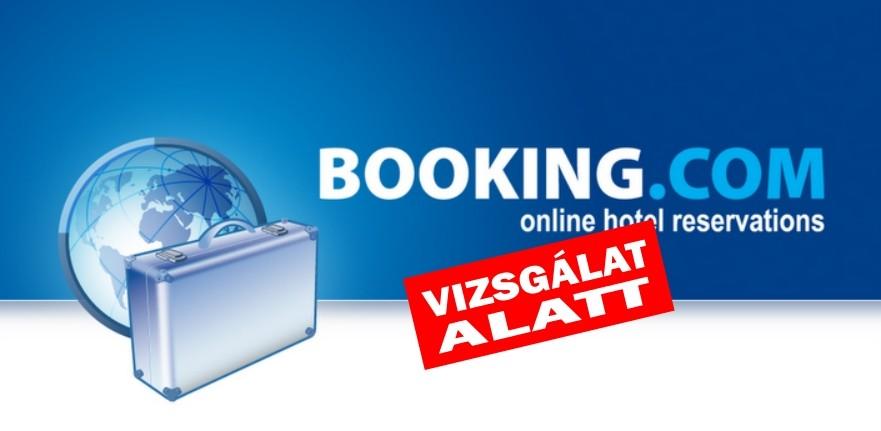 Kartellezés gyanúja miatt indított eljárást a GVH a Booking.com ellen