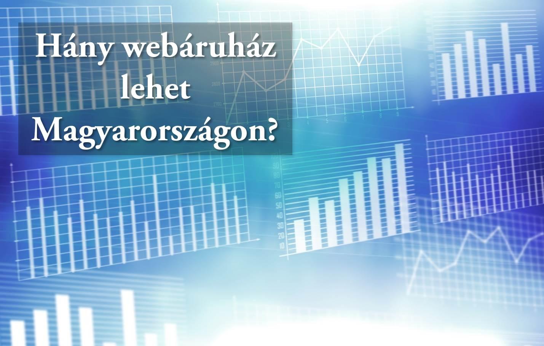 Hány webáruház van Magyarországon? E-kereskedelmi körkép.