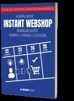 Horváth Ferenc: Instant Webshop